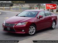 This 2013 Lexus ES 350 4dr 4dr Sedan features a 3.5L V6