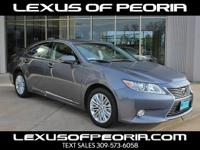 Options:  2013 Lexus Es 350 Base|Carfax One-Owner.