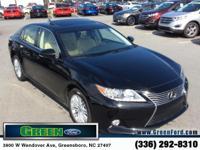 New Price! Clean CARFAX. 2013 Lexus ES 350 Burandy