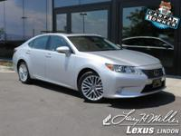 This Lexus ES 350 has a strong Gas V6 3.5L/211 engine