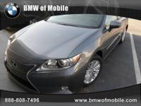 BMW of Mobile presents this 2013 LEXUS ES 350 4DR SDN