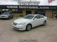This is one Sharp Lexus ES 350 with All the Options! It