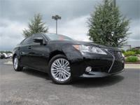 2013 Certified Lexus ES 350. Local One-Owner Trade-in.