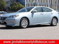 2013 Lexus ES 350, Blue, Certified! Navigation! Only