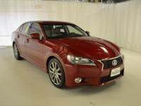Body Style: Sedan Engine: 6 Cyl. Exterior Color: Red
