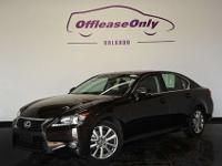 Clean carfax! Gorgeous single owner lexus gs 350 all