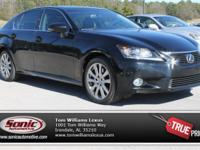 This Certified Pre-Owned 2013 Lexus GS 350 AWD provides