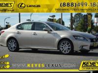 GS 350, 4D Sedan, 3.5L V6 DOHC 24V, 6-Speed Automatic
