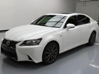 This awesome 2013 Lexus GS comes loaded with the