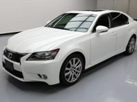 2013 Lexus GS with Premium Package,3.5L V6