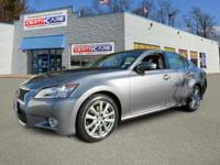 This 2013 Lexus offered at Certicare  Huntington.  The
