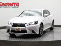 Options:  2013 Lexus Gs 350 4Dr Sdn Awd|White|2013