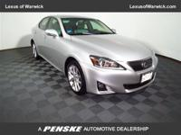 Specifically at Lexus Of Warwick! Qualified Pre-owned
