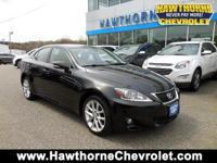 Carfax One Owner 2013 Lexus IS 250 All Wheel Drive