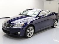 2013 Lexus IS with 3.5L V6 Engine,Leather Seats,Power