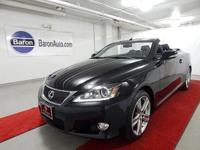 Looking for a 2013 Lexus IS 250C? This is it. When you