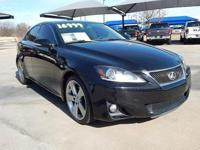 We are excited to offer this 2013 Lexus IS 250. When