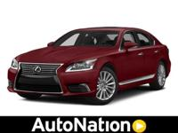 2013 Lexus LS 460 Our Location is: Lexus Of Tampa Bay -