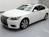 2013 Lexus LS with 4.6L V8 Engine,Leather Seats,Power