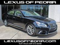 Options:  2013 Lexus Ls 460 Base|Carfax One-Owner.