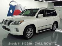 2013 Lexus LX Luxury Package,5.7L V8 Engine,Leather