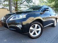 2013 lexus rx 350, power heated leather seats, luggage