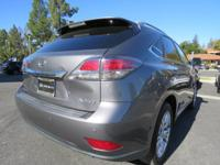 Options:  2013 Lexus Rx 350 Fwd 4Dr|Roof - Power