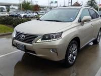 We are excited to offer this 2013 Lexus RX 350. How to