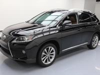 2013 Lexus RX with Premium Package,Leather Seats,Power