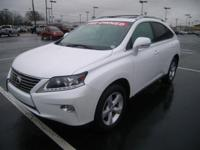 This 2013 Lexus RX 350 is offered to you for sale by
