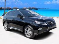 We are excited to offer this 2013 Lexus RX 350. Your
