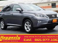 Clean CARFAX. CARFAX One-Owner. This 2013 Lexus RX 350