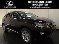 ** 2013 Lexus RX in Black AURORA NAPERVILLE**AWD, ONE