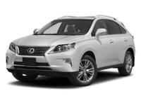 Options:  2013 Lexus Rx 350|/|V6 3.5L Automatic|51401