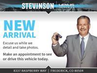 Certified. F-SPORT,  CARFAX One-Owner. Stevinson Lexus