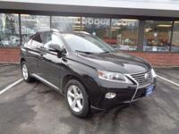 This RX 350 was just traded in, more information to