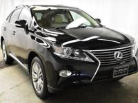 Lujack Lexus is honored to present a wonderful example