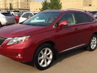 ***LEXUS CERITFIED*** and 2013 Lexus RX 350. AWD and S.