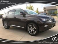 Recent Arrival! Clean CARFAX. 2013 Lexus Certified. AWD