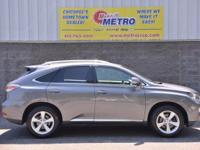 2013 Lexus RX 350  in Nebula Gray Pearl, Bluetooth for