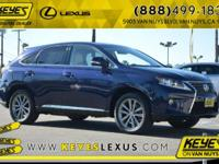2013 Lexus RX 450h NAVI CARFAX One-Owner. Concerned
