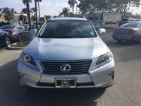 Options:  2013 Lexus Rx 450H|Silver|Dvd Tv. With Gps