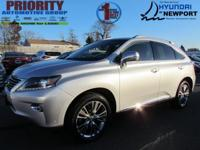 Get luxury for less with the used 2013 Lexus RX 450h in