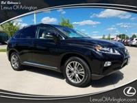 CARFAX One-Owner. 2013 L/Certified by Lexus. AWD eCVT