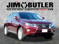 2013 Lexus RX Fire Agate Pearl 350 6-Speed Automatic