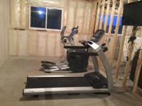 2013 Life Fitness T5 treadmill. Like new quality.
