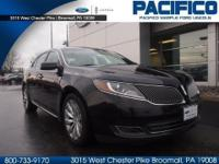 *** WOW*** SUPER SHARP LINCOLN CERTIFIED 2013 LINCOLN