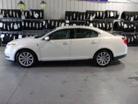 2013 Lincoln MKS!!! Leather heated and cooled power