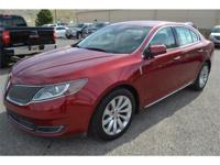 CARFAX 1-Owner. Heated/Cooled Leather Seats, Onboard
