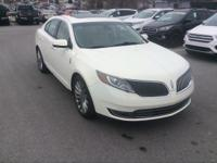 Recent Arrival! Clean CARFAX. 2013 Lincoln MKS Crystal